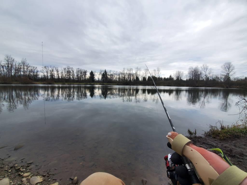 Alton Baker Canal Fishing
