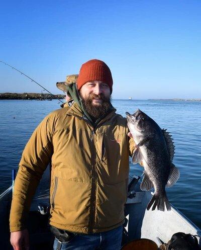 Yaquina Bay Fishing