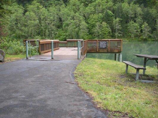 North Fork Reservoir Disabled Fishing Platform 05.31.2011.jpg