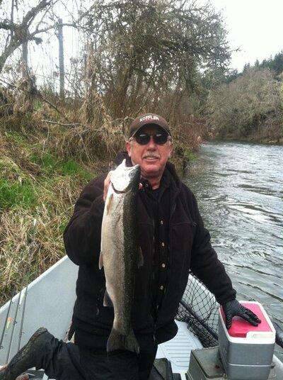 Alsea River Fishing Report